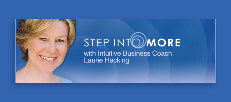 Step into More with Laurie Hacking Free Your Money Flow!